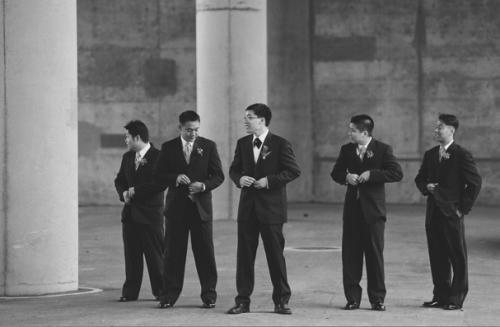 Groomsmen, Groom, Guys