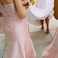Bridesmaids, Bridesmaids Dresses, Wedding Dresses, Shoes, Fashion, pink, dress