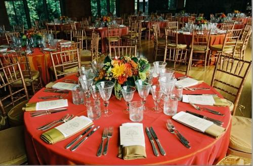 Flowers & Decor, Decor, yellow, orange, red, gold, Centerpieces, Flowers, Centerpiece, Sasha souza events, Chiavari