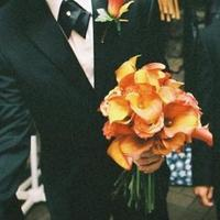 Flowers & Decor, yellow, orange, red, gold, Bride Bouquets, Fall, Flowers, Fall Wedding Flowers & Decor, Bouquet, Sasha souza events, Low