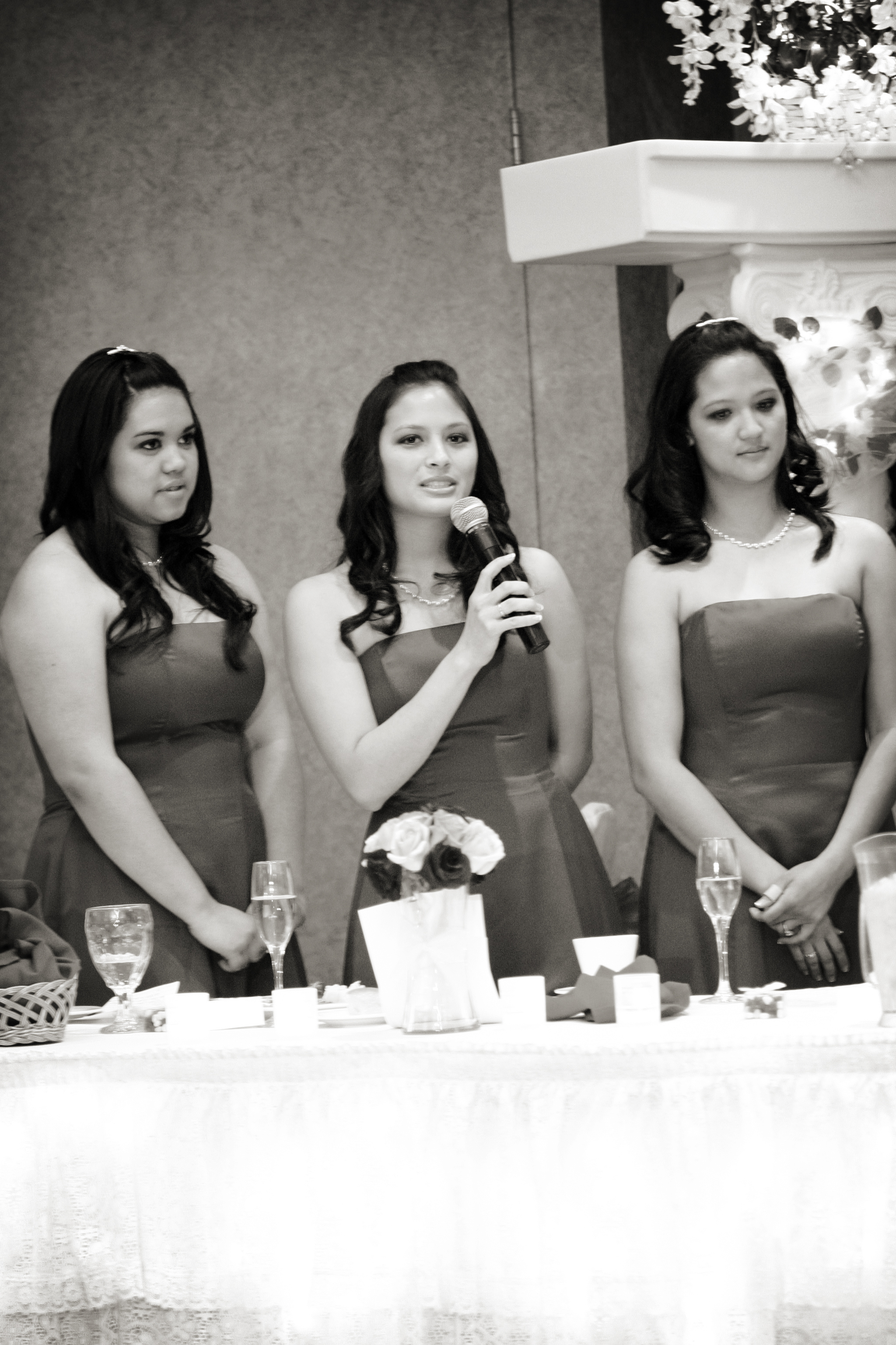 Bridesmaids, Bridesmaids Dresses, Fashion, Toast