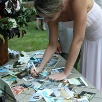 Guestbook, Postcard
