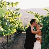 Flowers & Decor, Vineyard, Bride and groom