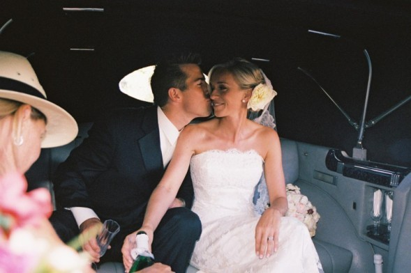 Limousine, Just married