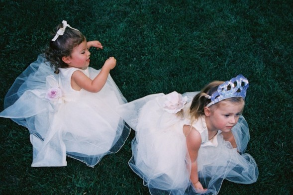Flower Girls, Flower girl