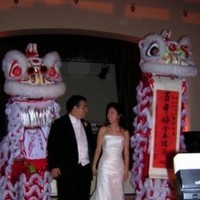 Reception, Flowers & Decor, Entertainment, Lion dance