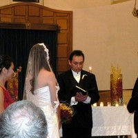 Ceremony, Flowers & Decor, yellow, red, gold