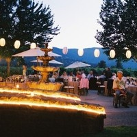 Reception, Flowers & Decor, Decor, Lighting