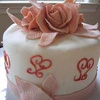 Flowers & Decor, Cakes, pink, cake, Flower
