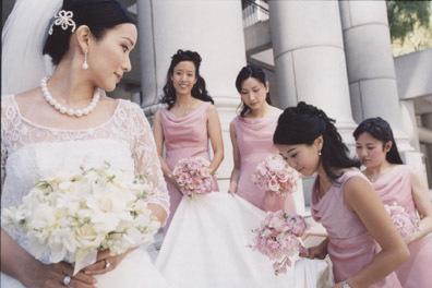 Beauty, Makeup, Updo, Hair, Asian