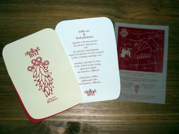 Stationery, red, invitation, Invitations