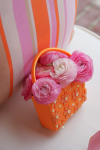Flowers & Decor, orange, pink, Flowers, Nancy liu chin