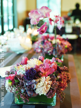 Flowers & Decor, white, pink, purple, Flowers, Nancy liu chin