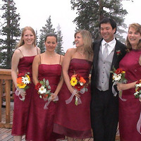 Bridesmaids, Bridesmaids Dresses, Fashion, pink, red