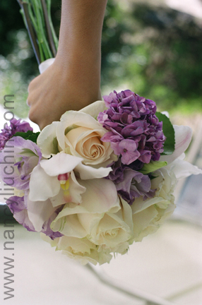 Flowers & Decor, white, purple, Bride Bouquets, Flowers, Bouquet, Nancy liu chin