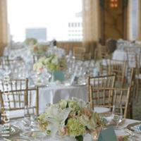 Reception, Flowers & Decor, white, Centerpieces, Flowers, Centerpiece, Nancy liu chin