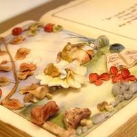 Cakes, cake, Book, Fairytale