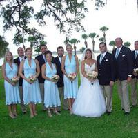 Bridesmaids, Bridesmaids Dresses, Fashion, blue