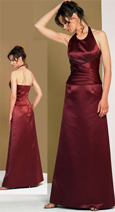 Bridesmaids, Bridesmaids Dresses, Fashion, red, Netbride