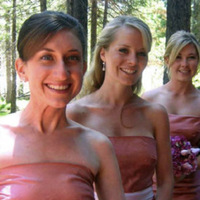 Bridesmaids, Bridesmaids Dresses, Fashion, pink, Peach