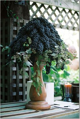 Centerpieces, Berry
