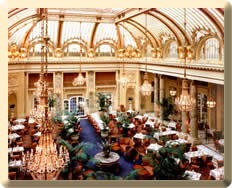 Reception, Flowers & Decor, The garden court, Palace hotel