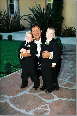 Groom, Ring bearers