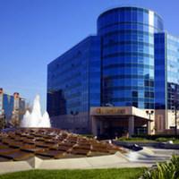 Fountain, Hotel