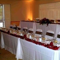 Reception, Flowers & Decor, Dublin ranch golf course