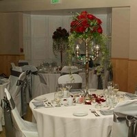 Reception, Flowers & Decor, red, Centerpieces, Centerpiece, Dublin ranch golf course