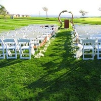 Ceremony, Flowers & Decor, green, Dublin ranch golf course