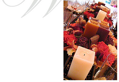 Reception, Flowers & Decor, red, brown, Centerpieces, Fall, Flowers, Fall Wedding Flowers & Decor, Centerpiece, Candle, Wiggy flowers