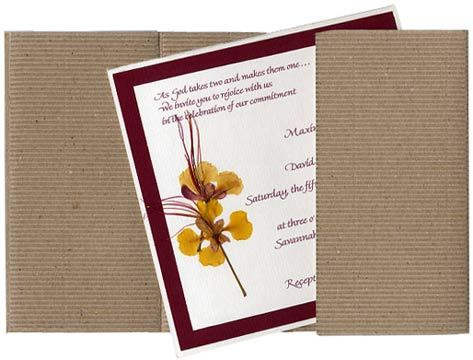 Stationery, yellow, brown, Invitations, Inprint