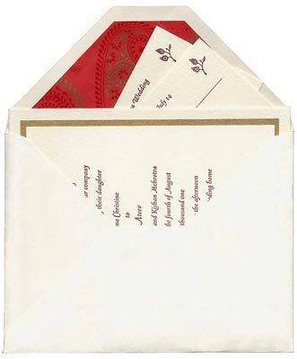 Stationery, red, Invitations, Inprint