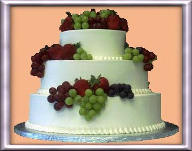 Cakes, cake, Fruit, Margarets french bakery