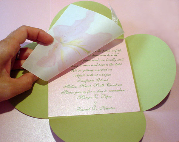 Stationery, green, Invitations, Mine by design