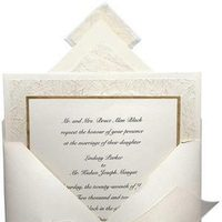 Stationery, white, Invitations, Inprint