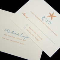 Stationery, blue, gold, Invitations, Oliostyle