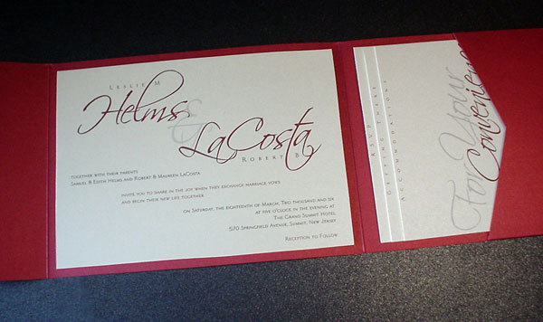 Stationery, red, Invitations, Mine by design