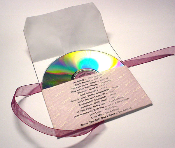 Favors & Gifts, Favors, Mine by design, Cd