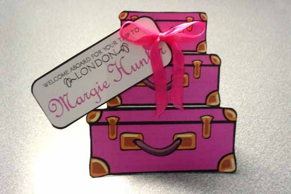 Stationery, pink, Place Cards, Mine by design, Placecards