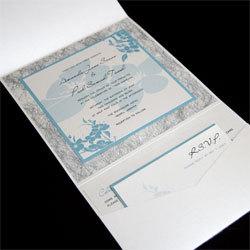 Stationery, blue, Invitations, Oliostyle