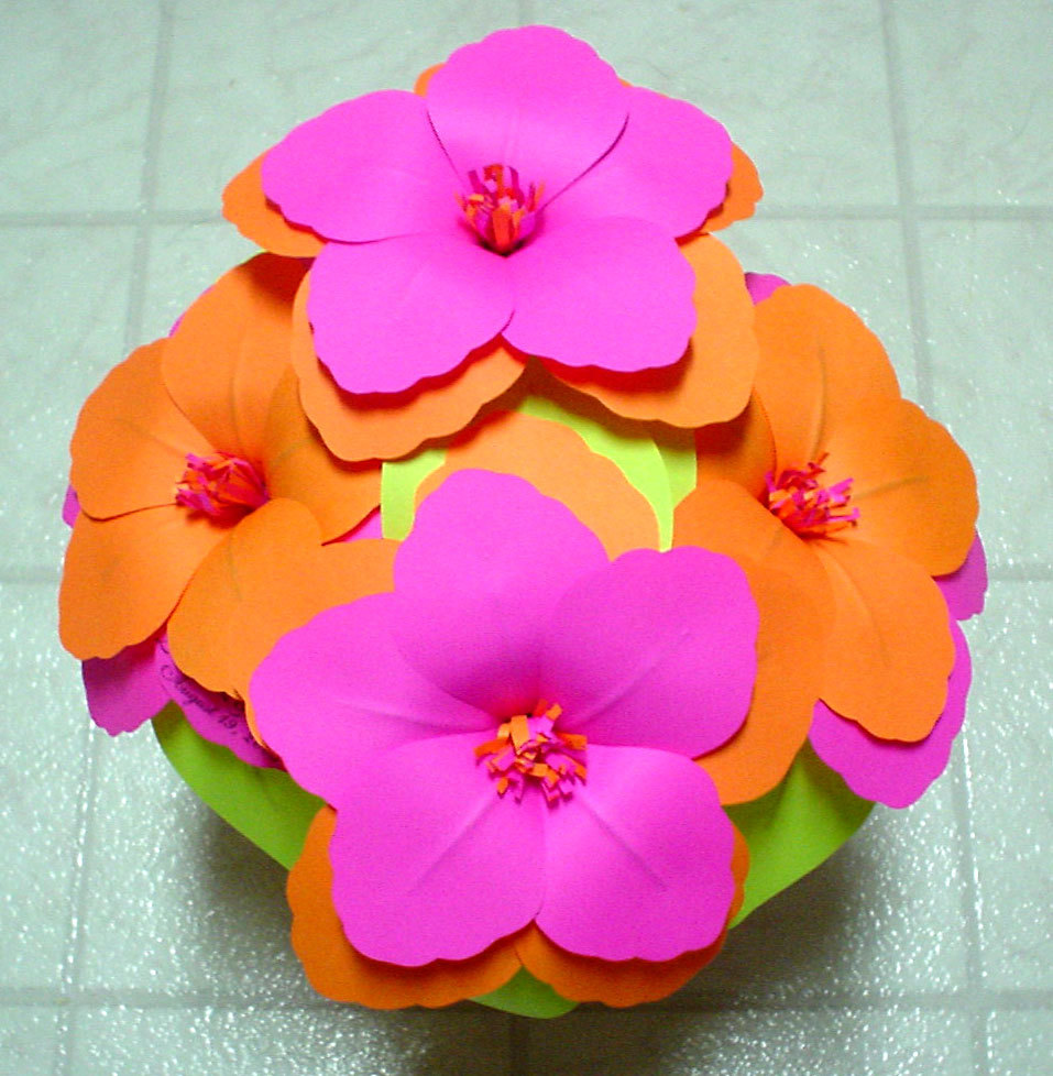 Flowers & Decor, Favors & Gifts, orange, pink, Favors, Flowers, Mine by design