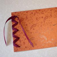 Stationery, orange, Invitations, Mine by design