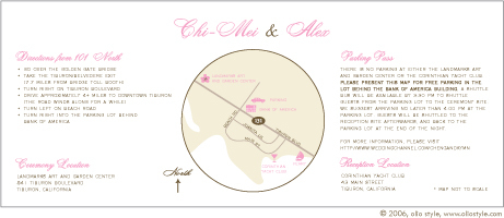 Stationery, pink, Invitations, Oliostyle