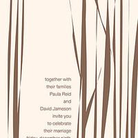 Stationery, brown, Garden Wedding Invitations, Modern Wedding Invitations, Invitations, Sarah drake design