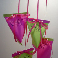 Favors & Gifts, pink, green, Favors, Mine by design
