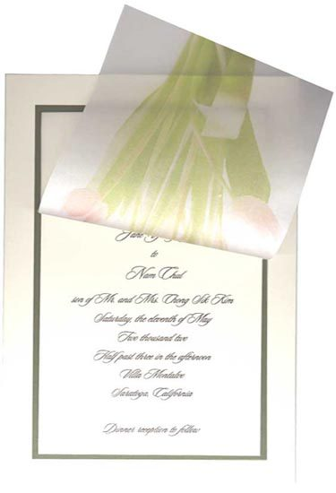 Stationery, Invitations, Inprint