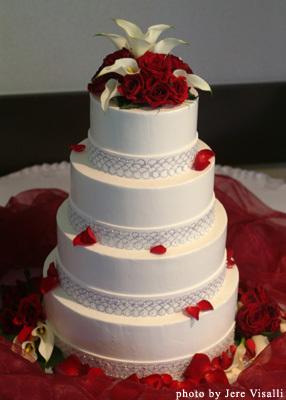 Cakes, red, cake, Branching out cakes