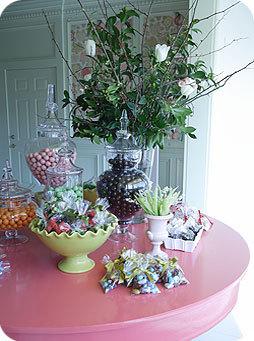 Favors & Gifts, Favors, Dessert, Miette, Candy buffet